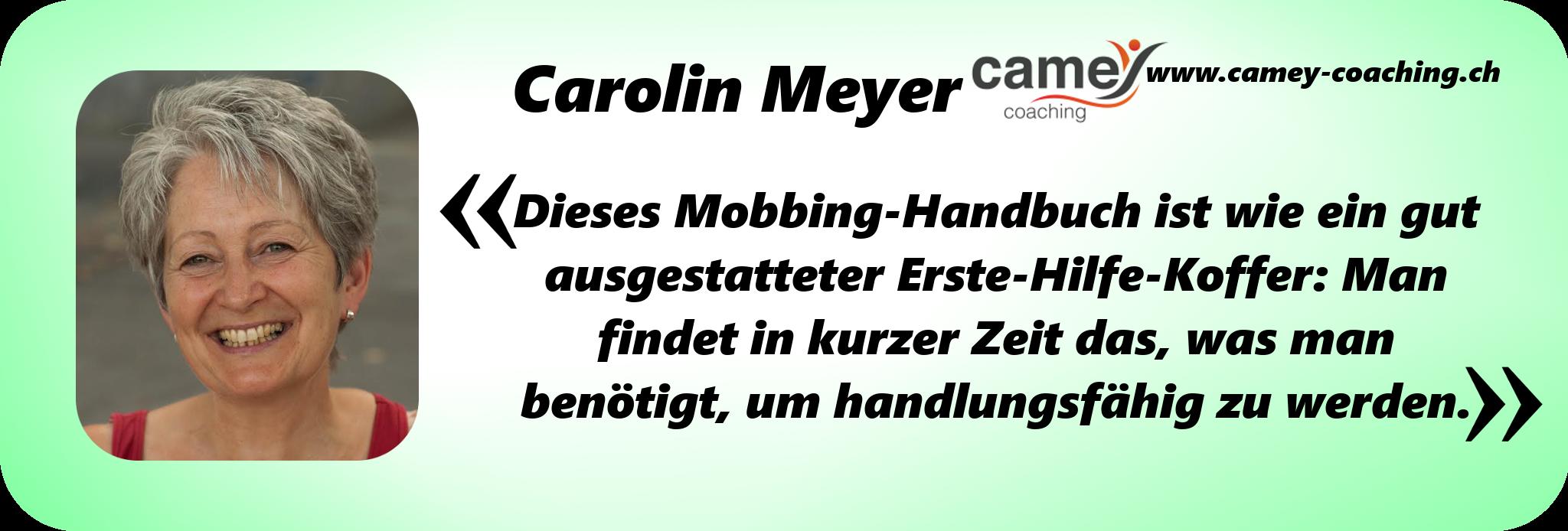 Testimonial-dasmobbinghandbuch-carolinmeyer